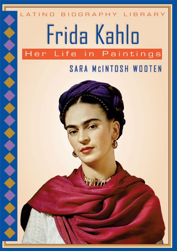 9780766024878: Frida Kahlo: Her Life In Paintings (Latino Biography Library)