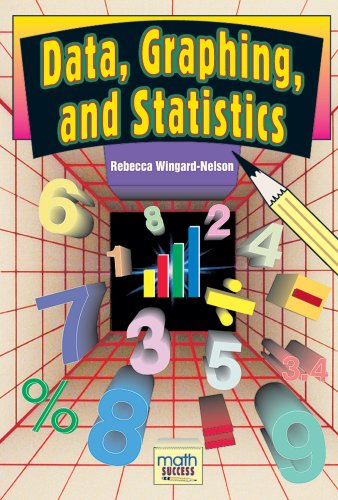 9780766025677: Data, Graphing, and Statistics (Math Success)