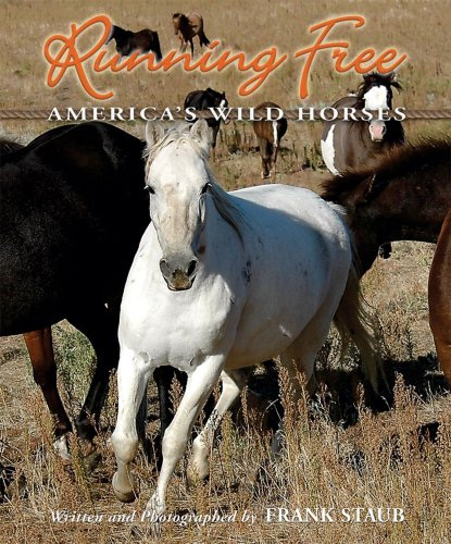 9780766026704: Running Free: America's Wild Horses (Prime)