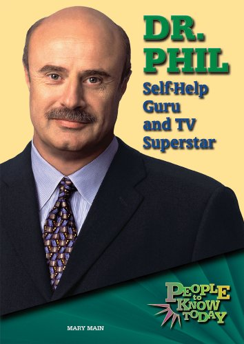 9780766026964: Dr. Phil: Self-help Guru and TV Superstar (People to Know Today)