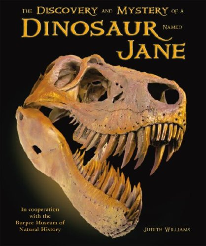 9780766027091: The Discovery and Mystery of a Dinosaur Named Jane (Prime)