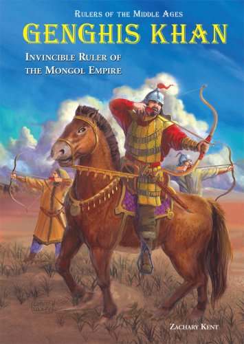 9780766027152: Genghis Khan: Invincible Ruler of the Mongol Empire (Rulers of the Middle Ages)