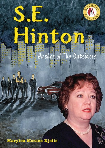9780766027206: S. E. Hinton: Author of the Outsiders (Authors Teens Love)