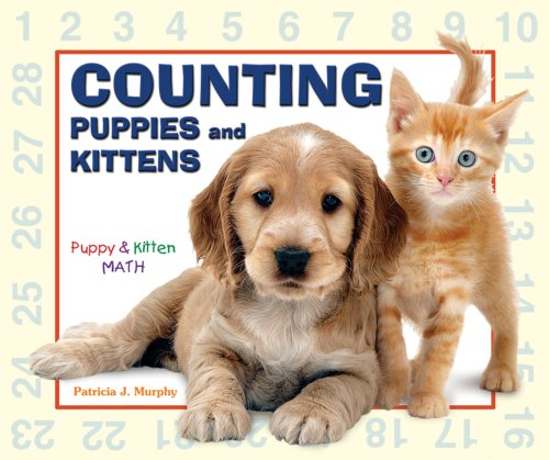 9780766027244: Counting Puppies and Kittens (Puppy and Kitten Math)