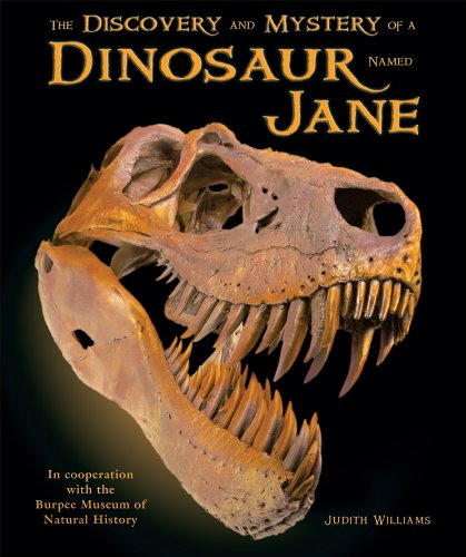 9780766027305: The Discovery and Mystery of a Dinosaur Named Jane