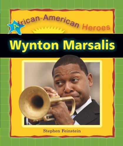 9780766027664: Wynton Marsalis (African-American Heroes)