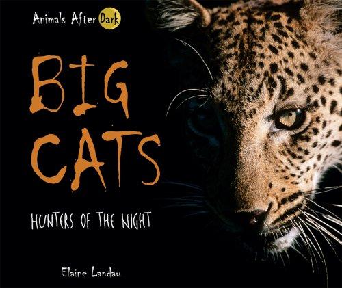 9780766027701: Big Cats: Hunters of the Night (Animals After Dark) (Animals After Dark)