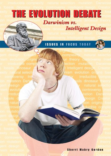 The Evolution Debate: Darwinism Vs. Intelligent Design (Hardback): Sherri Mabry Gordon