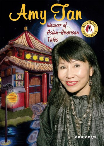 9780766029620: Amy Tan: Weaver of Asian-American Tales (Authors Teens Love)