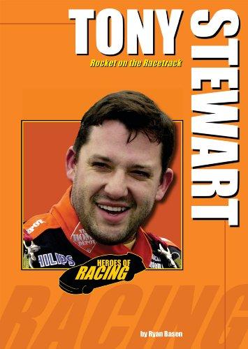 Tony Stewart: Rocket on the Racetrack (Hardback)