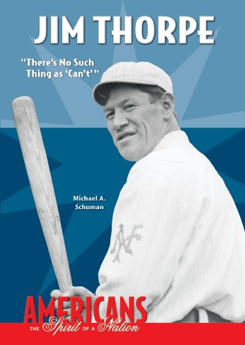 Jim Thorpe: There's No Such Thing As 'Can't' (Americans the Spirit of a Nation): ...