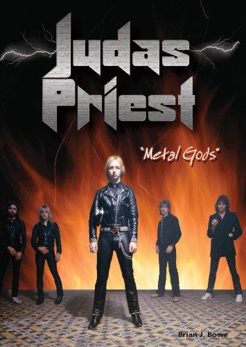 9780766030299: Judas Priest: Metal Gods