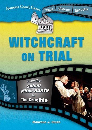 Witchcraft on Trial: From the Salem Witch: Maurene J. Hinds