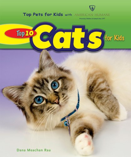 9780766030718: Top 10 Cats for Kids
