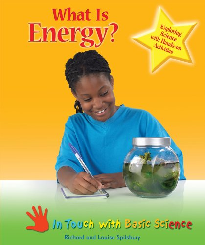9780766030992: What Is Energy?: Exploring Science with Hands-On Activities (In Touch with Basic Science)