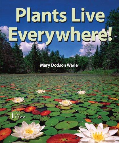 9780766031555: Plants Live Everywhere! (I Like Plants!)