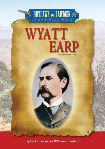 Wyatt Earp (Outlaws and Lawmen of the: Green, Carl R.;