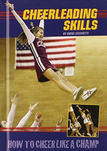 9780766032088: Cheerleading Skills (How to Play Like a Pro)