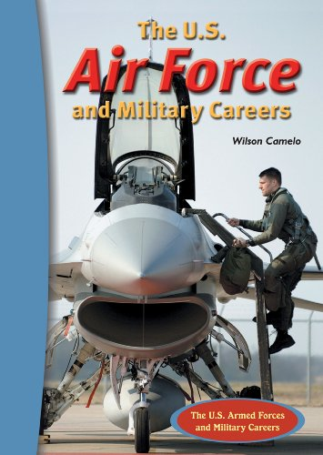 9780766032156: The U.S. Air Force and Military Careers