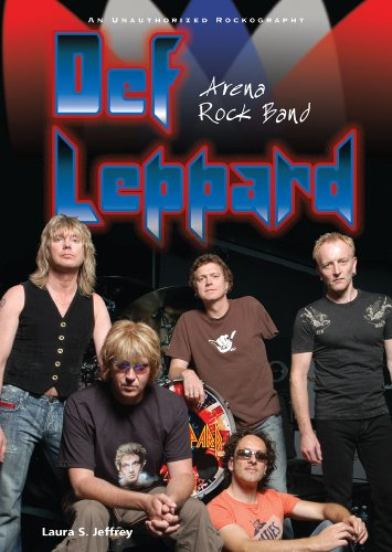 9780766032347: Def Leppard: Arena Rock Band (Rebels of Rock (Library))