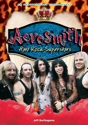 9780766032361: Aerosmith: Hard Rock Superstars (Rebels of Rock (Library))