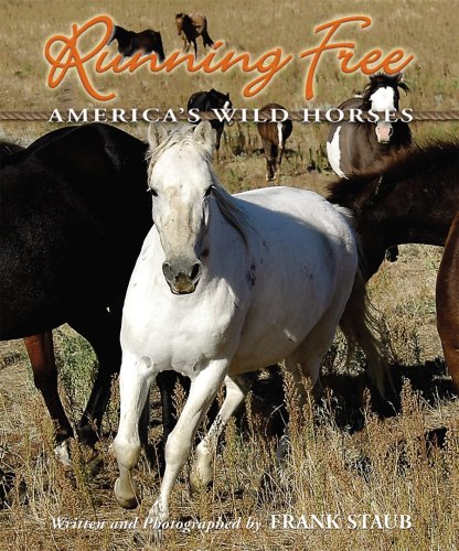 9780766032569: Running Free: America's Wild Horses (Prime)