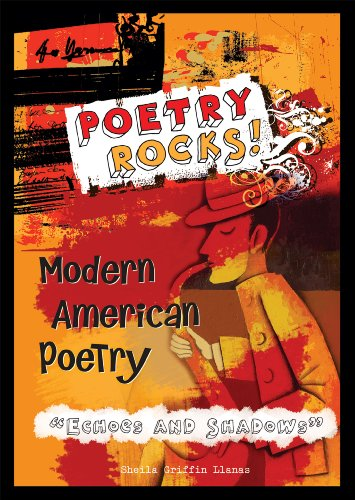 Modern American Poetry: Echoes and Shadows (Poetry: Llanas, Sheila Griffin