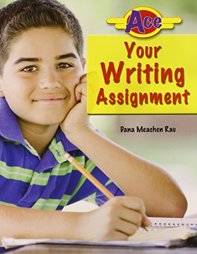 9780766033948: Ace Your Writing Assignment (Ace It! Information Literacy Series)