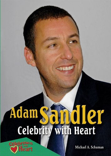 9780766034020: Adam Sandler: Celebrity with Heart (Celebrities with Heart (Hardcover))