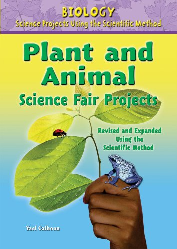 9780766034211: Plant and Animal Science Fair Projects (Biology Science Projects Using the Scientific Method)