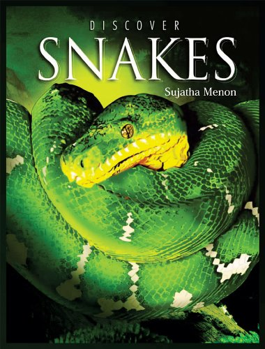 9780766034716: Discover Snakes (Discover Animals)