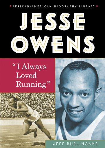 9780766034976: Jesse Owens: I Always Loved Running (African-American Biographies (Enslow))