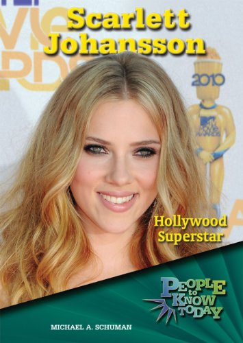 9780766035560: Scarlett Johansson: Hollywood Superstar (People to Know Today)