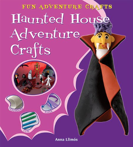 9780766037311: Haunted House Adventure Crafts (Fun Adventure Crafts)