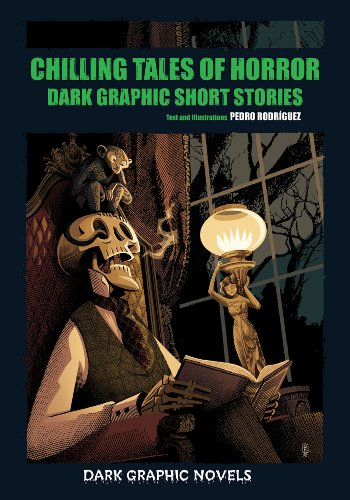 9780766040854: Chilling Tales of Horror: Dark Graphic Short Stories (Dark Graphic Novels)