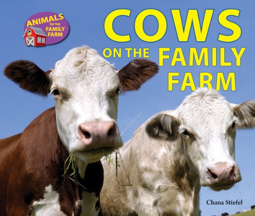 9780766042056: Cows on the Family Farm (Animals on the Family Farm)
