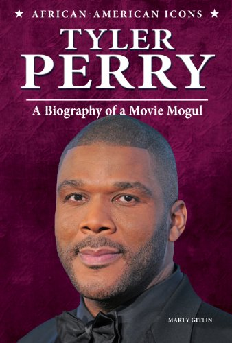 9780766042414: Tyler Perry: A Biography of a Movie Mogul (African-American Icons)