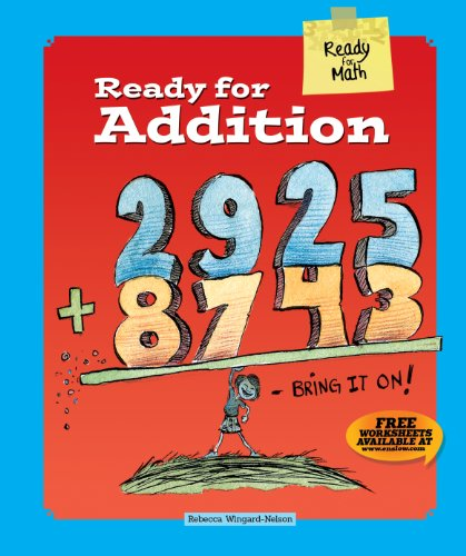 9780766042452: Ready for Addition (Ready for Math)