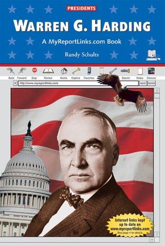 Warren G. Harding (Presidents): Randy Schultz