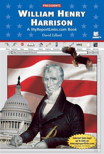 9780766051508: William Henry Harrison (Presidents)