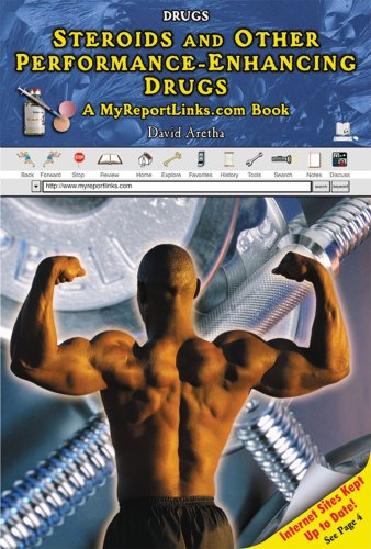 9780766052772: Steroids and Other Performance-Enhancing Drugs