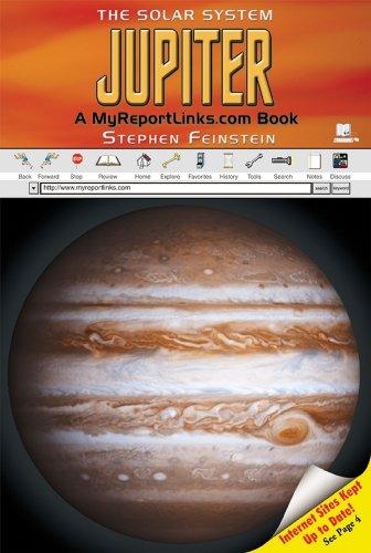 9780766053038: Jupiter: A Myreportlinks.com Book (Solar System (Myreportlinks))