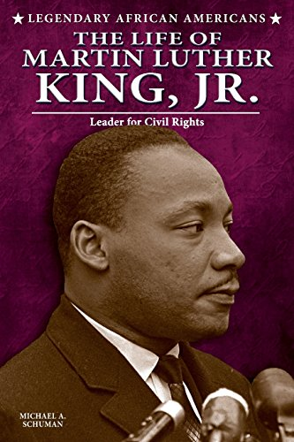 9780766061484: The Life of Martin Luther King, Jr.: Leader for Civil Rights (Legendary African Americans)