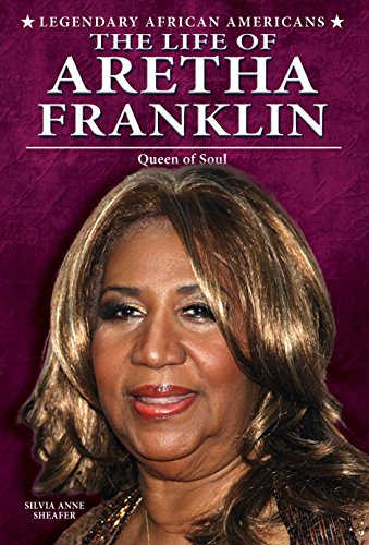 9780766062252: The Life of Aretha Franklin: Queen of Soul (Legendary African Americans)