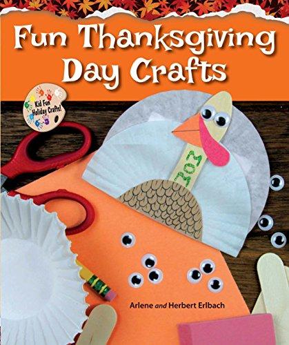 9780766062504: Fun Thanksgiving Day Crafts (Kid Fun Holiday Crafts!)