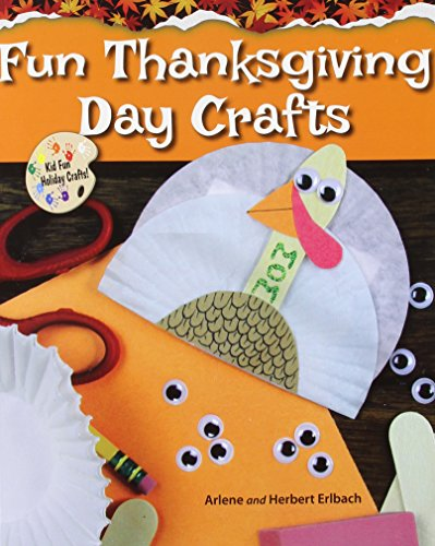 9780766062511: Fun Thanksgiving Day Crafts (Kid Fun Holiday Crafts!)