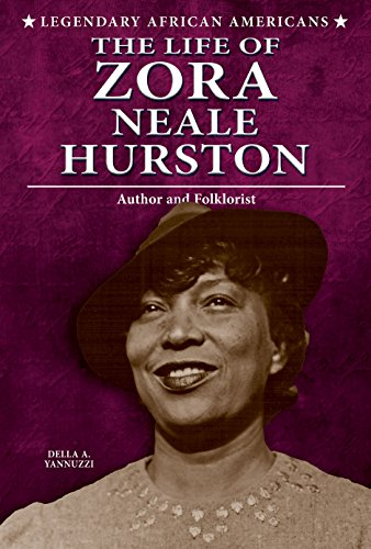 9780766062757: The Life of Zora Neale Hurston: Author and Folklorist (Legendary African Americans)