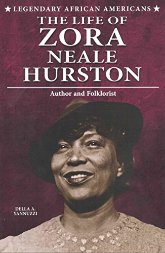 9780766062764: The Life of Zora Neale Hurston: Author and Folklorist (Legendary African Americans)