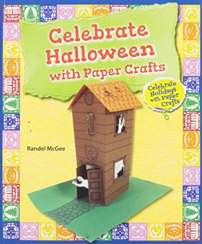 9780766063662: Celebrate Halloween with Paper Crafts (Celebrate Holidays With Paper Crafts)