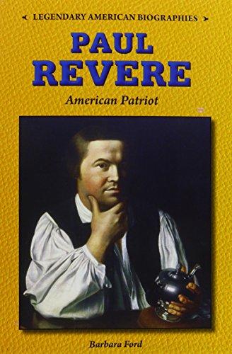 9780766064867: Paul Revere: American Patriot (Legendary American Biographies)